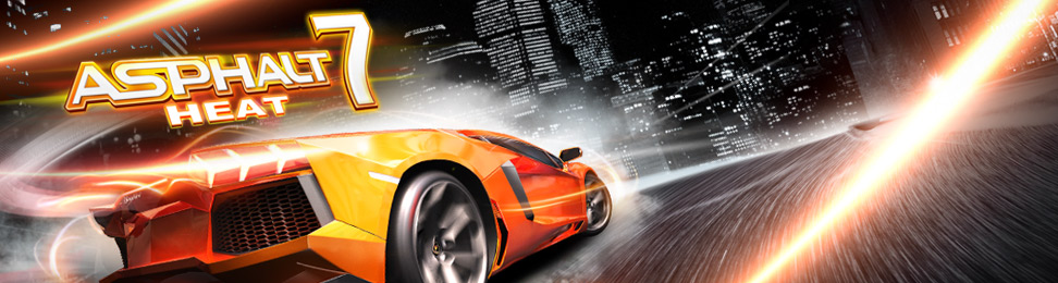 Asphalt 7: Heat HD