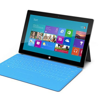 Microsoft Reveals Gaming Plans For Surface Tab