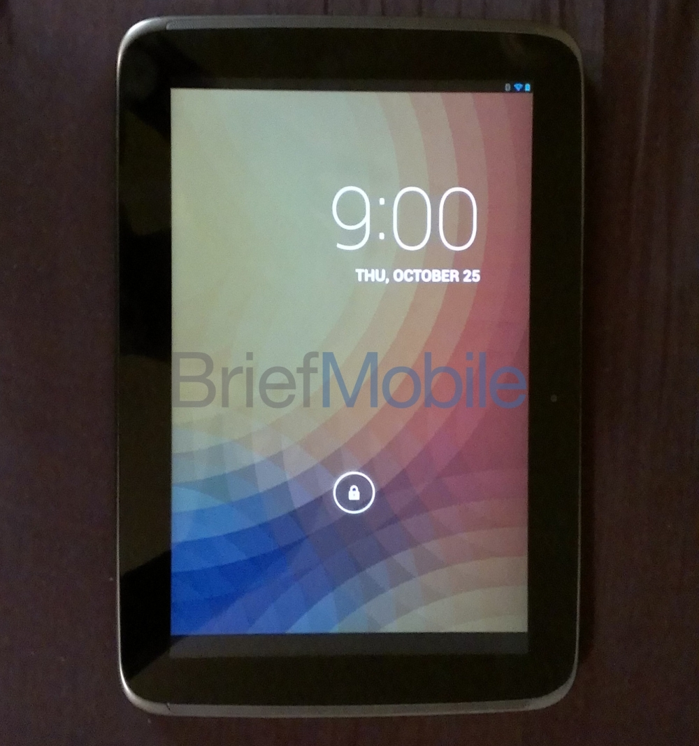 Google-Samsung Nexus 10 Images Leaked!