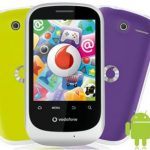 Vodafone Smart 3G Android Phone 150x150 Vodafone 2G Mobile Internet Offers Updated July / August 2012