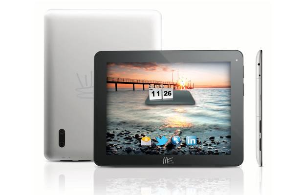 HCL Introduces 9.7-Inch Android ICS Tablet Me G1 @Rs 14,999