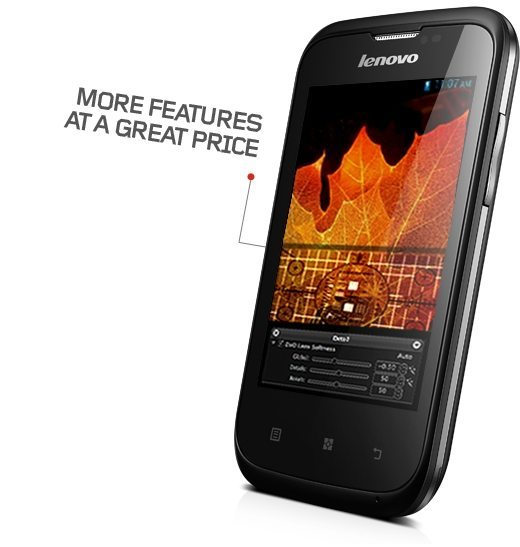 Lenovo Introduces Five Smartphones Starting From Rs 6,499