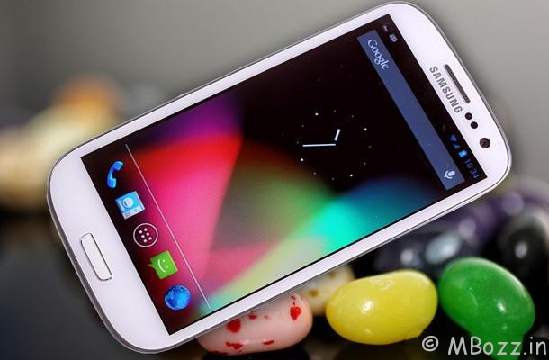How To Upgrade Galaxy SIII To Android 4.1 Jelly Bean?