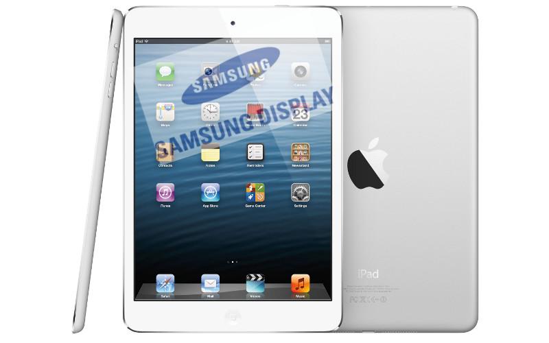 Apple iPad Mini Uses Samsung Display!