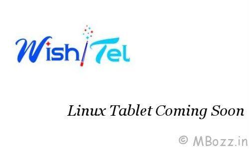 Wishtel To Launch Linux Tablet @$50