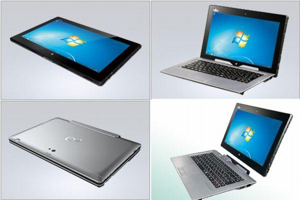 Fujitsu Intros Windows 8 Hybrid Tablet At Rs 69,000