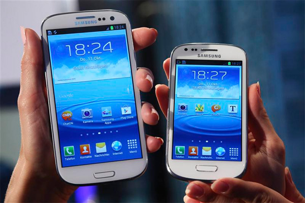 Apple Drops Samsung's Galaxy S3 Mini From Patent Lawsuit