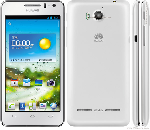 Huawei Ascend G600 For Pre-Order In India