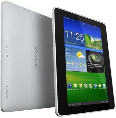 Lava Intros E-Tab Xtron Android 4.1 Tablet @ Rs.6499