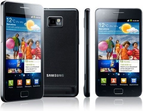 Samsung Galaxy S2 Plus Now Available In India