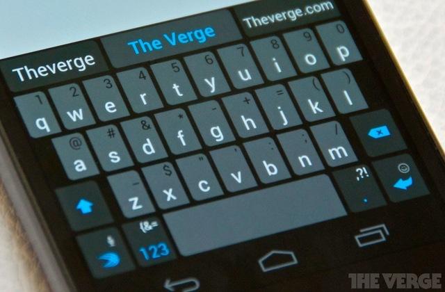 Beware! Android Keyboard Apps Like SwiftKey Are Dangerous