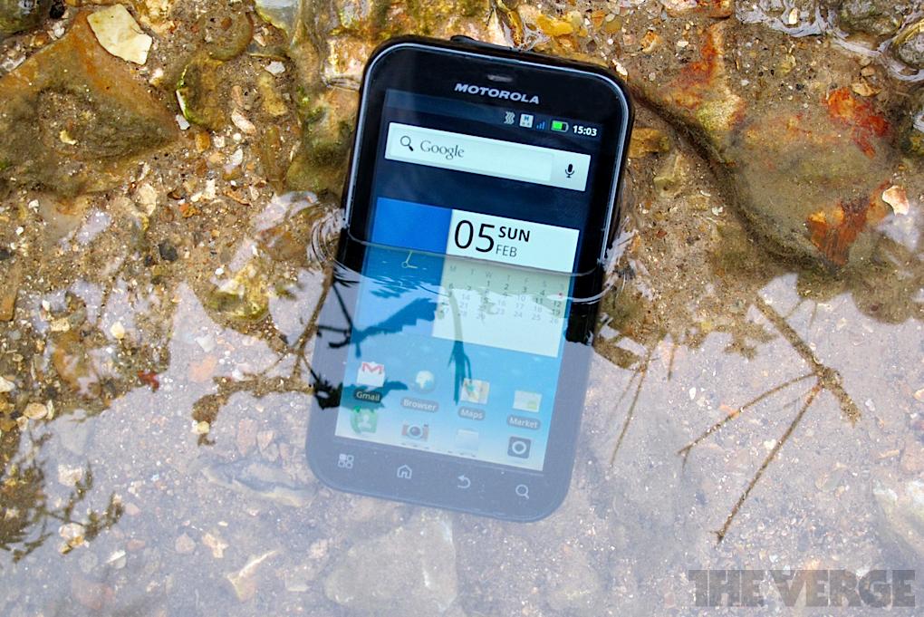 Top Five Waterproof Smartphones In Indian Market