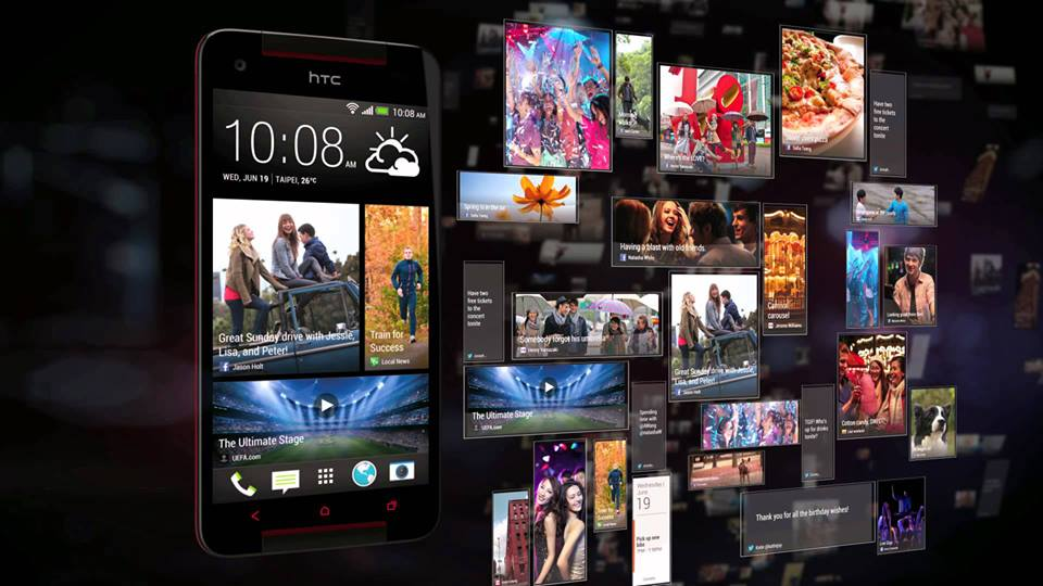 HTC Butterfly S – First Look