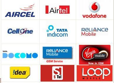 Indian telecommunication companies