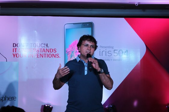 Lava Iris 504Q launched for Rs 13,499, features a 5-inch display with 720p, quad-core processor and Android 4.2 Jelly Bean