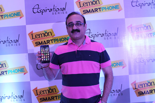 Lemon A4 smartphone launched for Rs 17,999