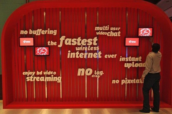 Airtel's 4G Charges To Go Down By 31 Per Cent