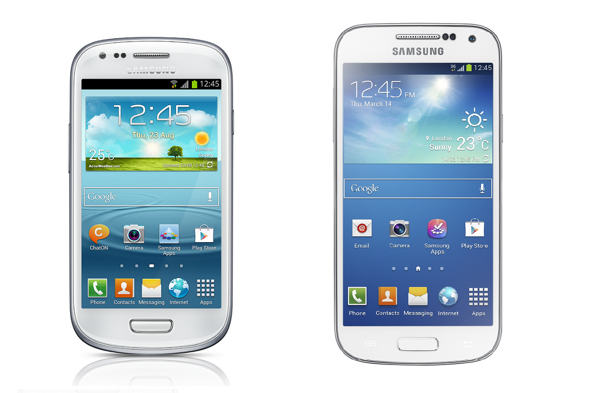 What You Get With A Samsung Galaxy S4 Mini!