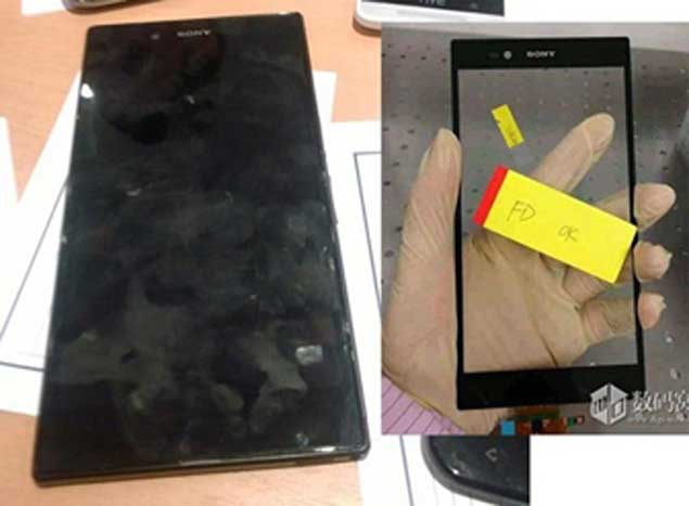 Sony Xperia ZU (Togari) image leaks, Reported to launch on June 25