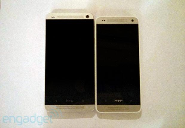 HTC One Mini Photo leaked
