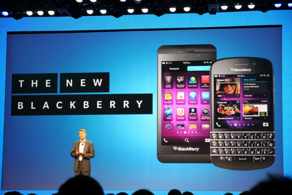 BlackBerry Q10 launched in India at Rs 44,990