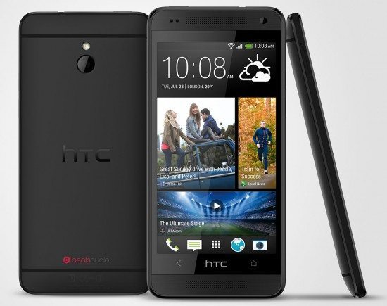HTC One mini officially announced