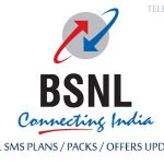 BSNL SMS Plans / Packs / Offers Updated
