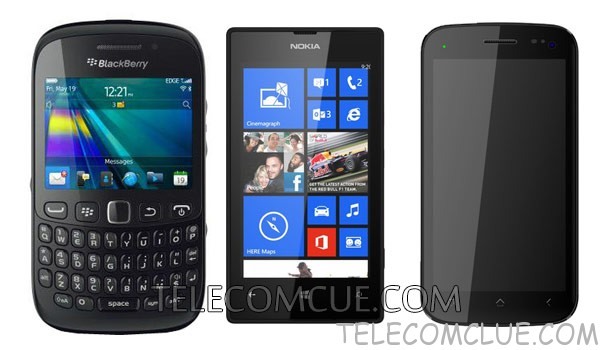 Top Three Smartphones Below Rs 10,000