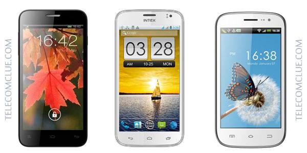 Top 5 Quad-Core Jelly Bean Smartphones Under Rs 12000