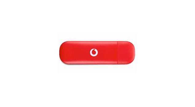 Vodafone with 3G USB Dongle For Rs 1,750