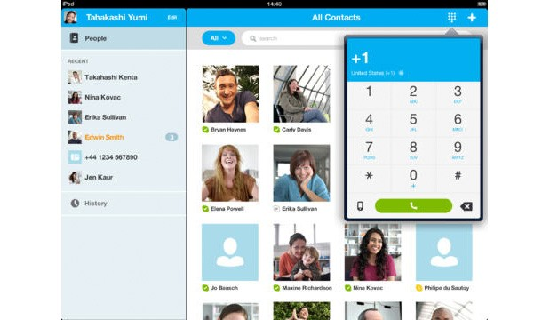 Skype iOS Gets New Group Voice Call Feature