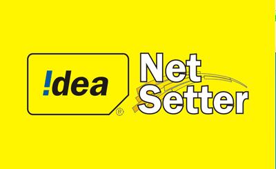 Idea 3G NetSetter Prepaid Plans / Packs November 2013