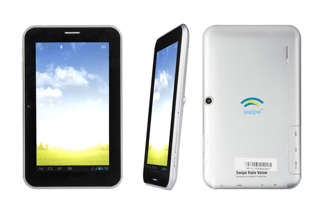 Swipe's Halo Value+ Tablet Comes To India At Rs 6,699