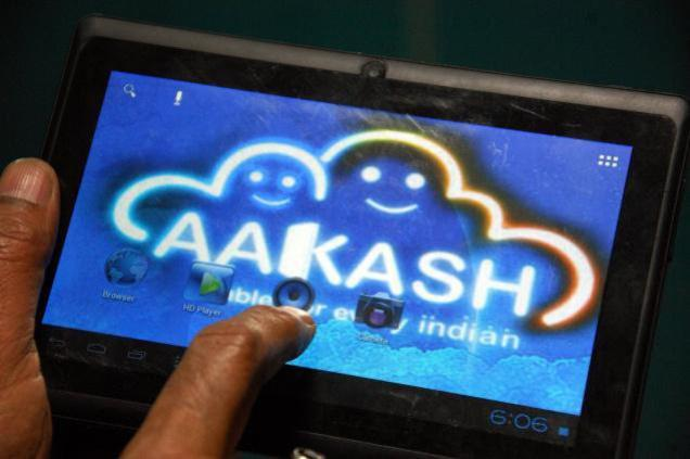 Aakash 4 Will Be Sold At Rs 1500 Only!