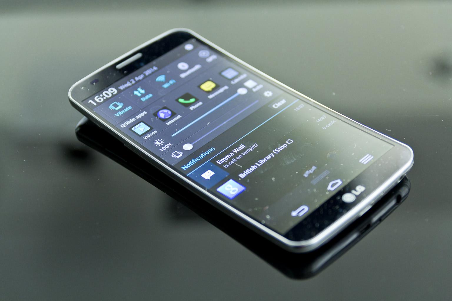 LG G FLEX2 Full Phone Specifications
