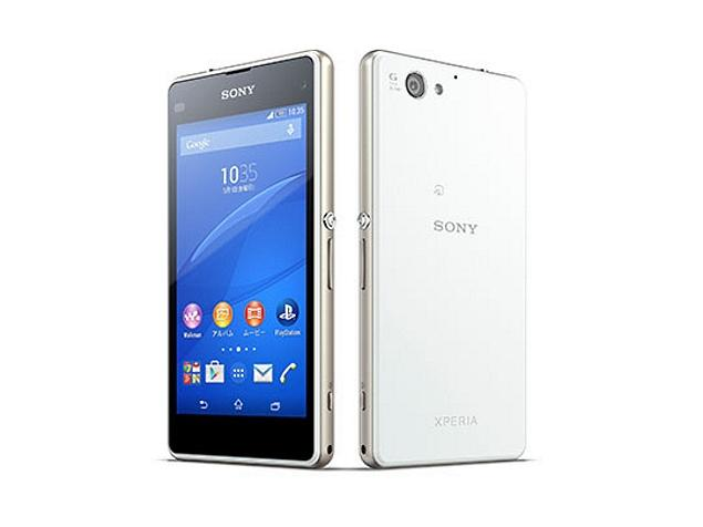 Sony Xperia J1 Compact With 20.7 MP Full Specs