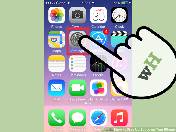Trick to Instantly Free Up Space on iPhone!!!