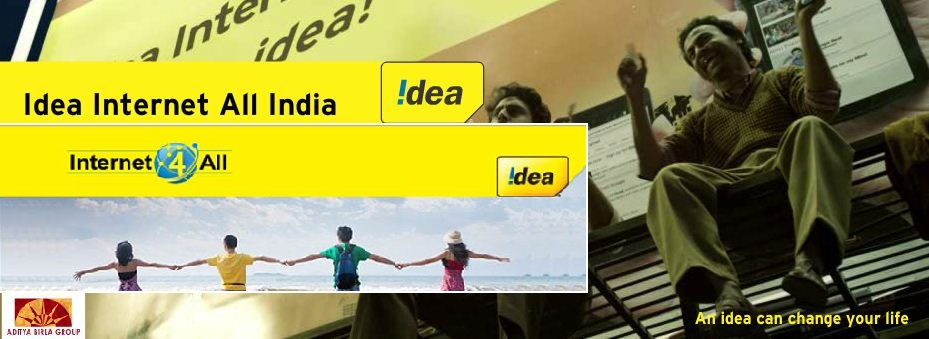 Free Internet: Internet For All Program by Idea