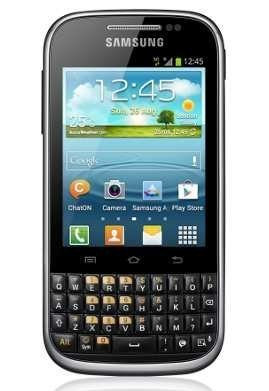 Samsung Intros Galaxy Chat GT-B5330 Android ICS Phone @ Rs 10,000
