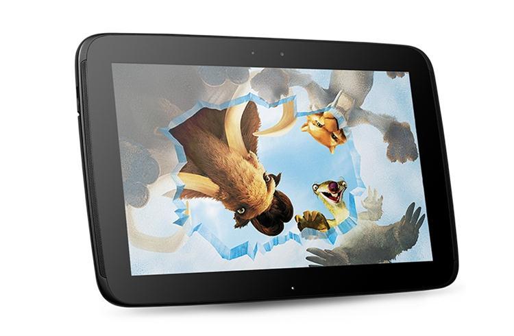 Google Unveils Nexus 10 Tablet At $399