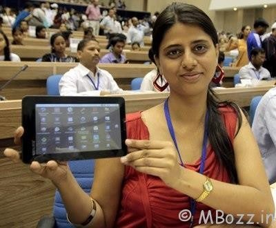 Aakash II To Come With A-VIEW E-Learning App On 11 Nov
