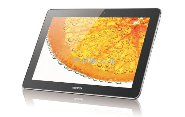 Huawei Intros 10-Inch Android ICS MediaPad Tablet