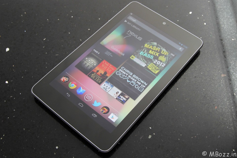 Google Nexus 7 Now Available @ Rs 15,950