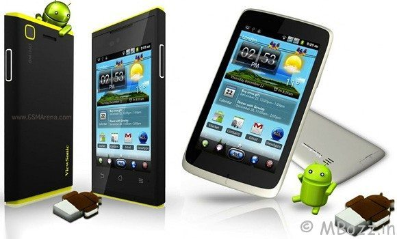 Top 10 Dual-SIM Android ICS Smartphone
