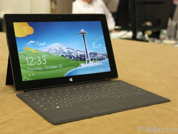 Microsoft Sued For 'Cheating' On Surface Tablet Storage