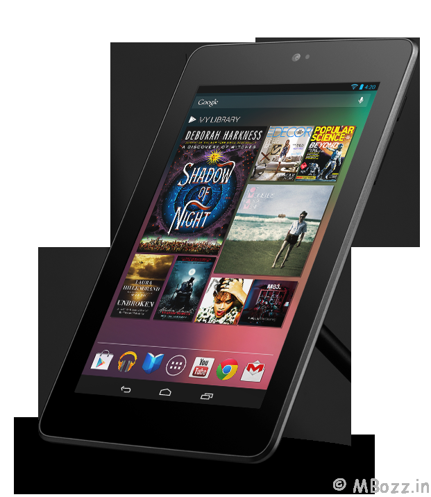 Google NEXUS 7 ASUS-1B019A 7″ Tablet-Exclusively Available On Snapdeal.com