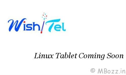 Wishtel To Launch Linux Tablet @$50