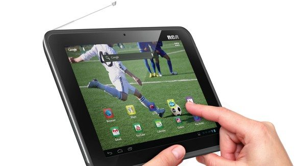 Android Tablet PC With Digital TV Tuners