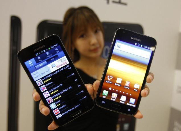 Samsung To Bring A 5.8-Inch Galaxy Jelly Bean Smartphone
