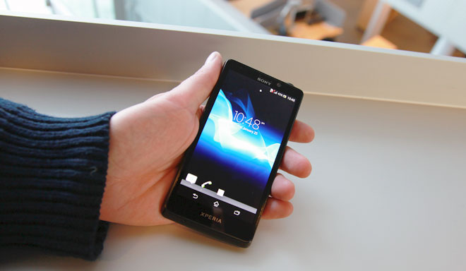 Sony Xperia T gets official Jelly Bean alpha build